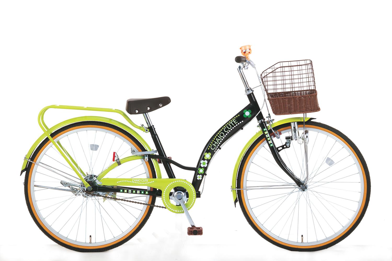 SOGO CHC20【おしゃれなな子供車】子供用自転車 チャオキュート 20
