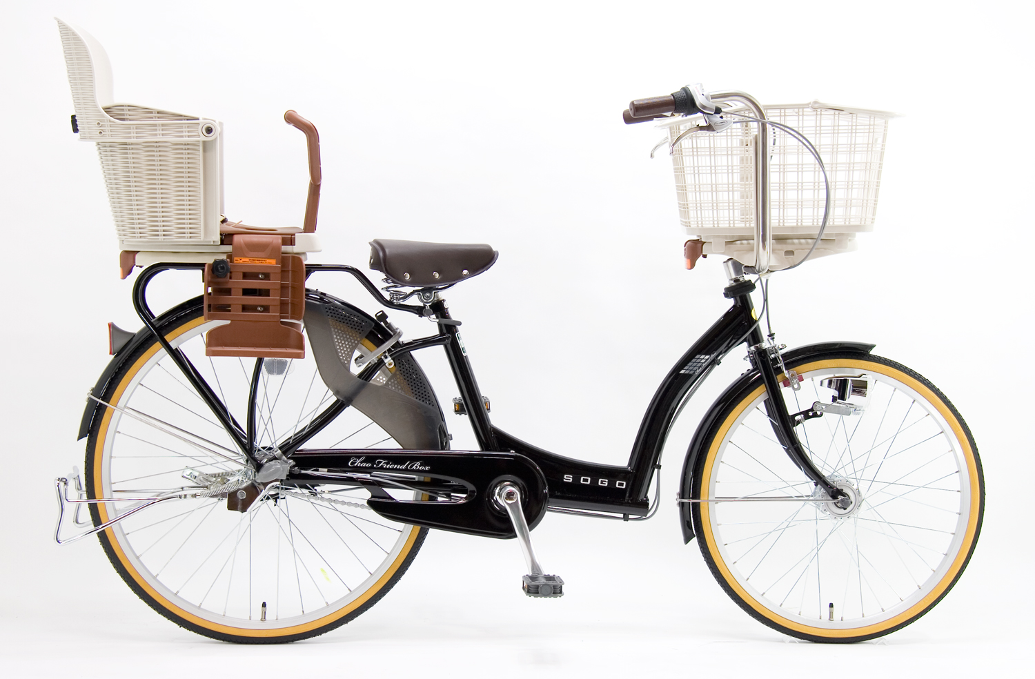 Pick up SOGO child; bicycle CHF26B FS-free carry (there is no shifting) BAA