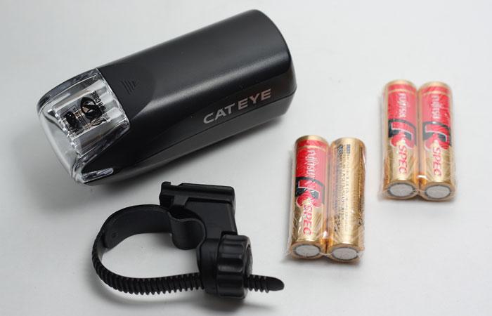 걋토아이 HL-EL210 LED 배터리 라이트
