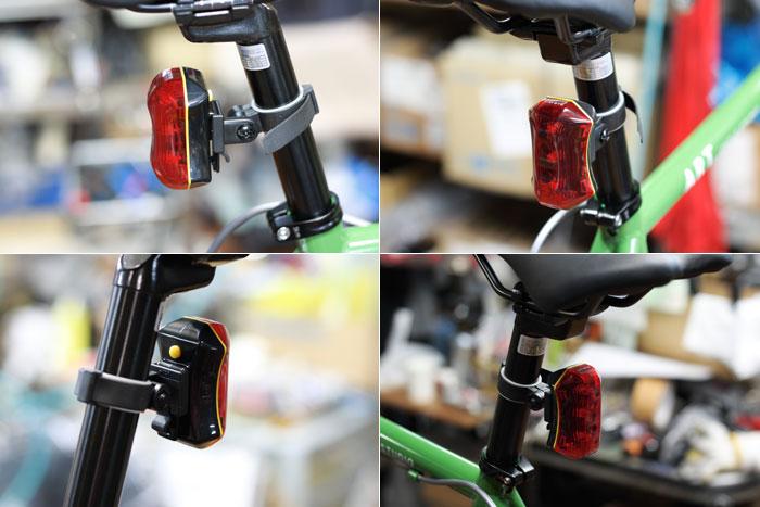 Cateye TL-LD170-R safety light
