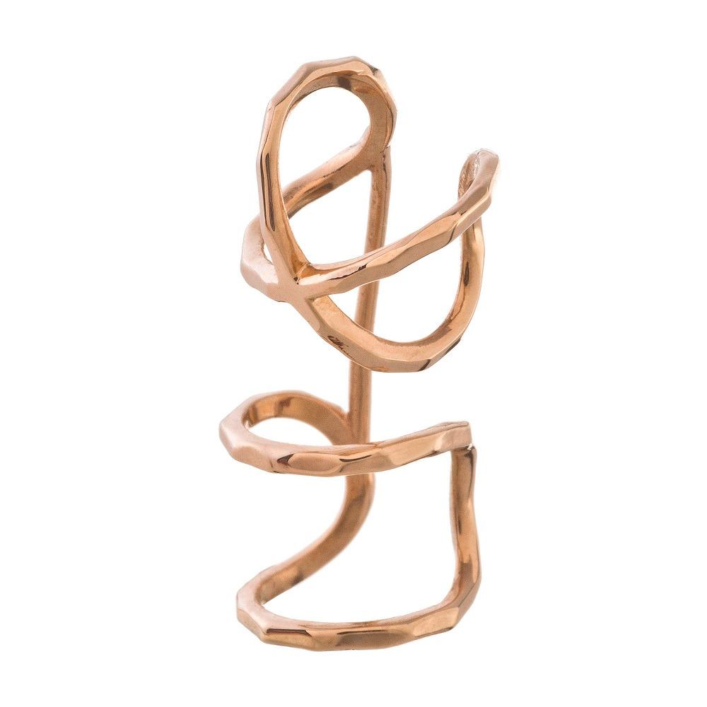 特別価格 エレノアジュエリー Elenore Jewelry 10金X2イヤカフ 片耳分 イヤーカフ K10 10K ELE0001