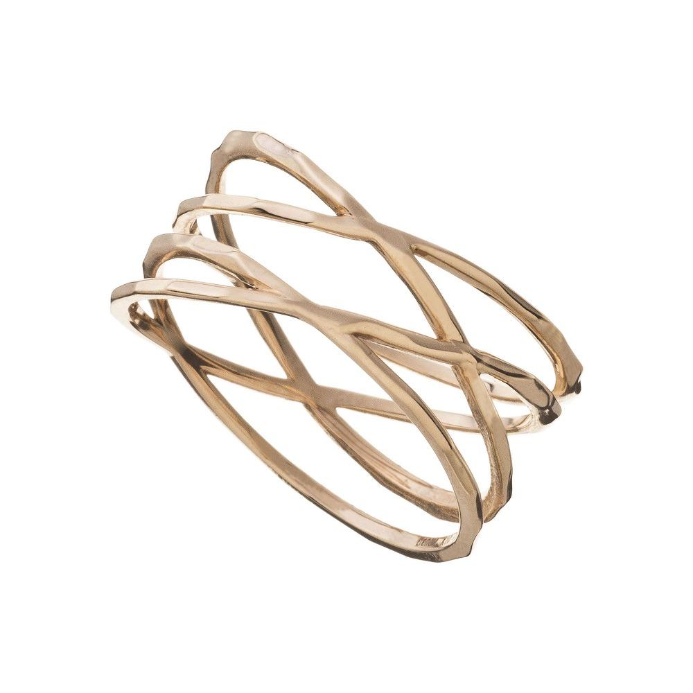特別価格 エレノアジュエリー Elenore Jewelry 10金ラップリング 指輪 ゴールド K10 10K ELR0003