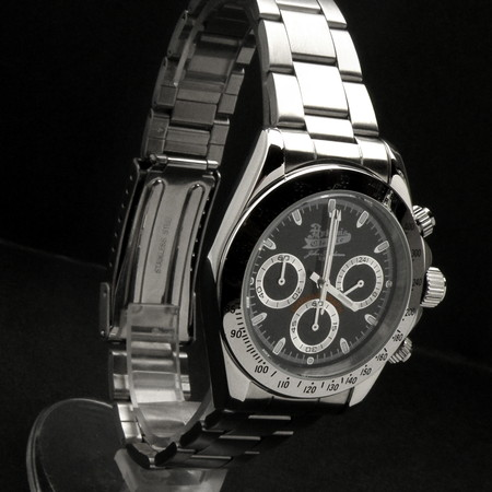 Instant AC Chronograph Watch / wristwatch /Artemis Classic / Artemis classics