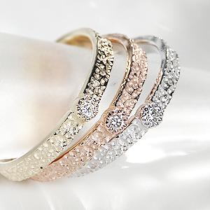 ◆【ピンキーリング対応】K10WG/YG/PG 一粒 ダイヤモンドリングおしゃれ 可愛い 華奢 指輪 ダイヤ ダイア ゴールド クラシカル 4月誕生石 送料無料 代引手数料無料 品質保証書 ギフト 重ね着け diamond ring