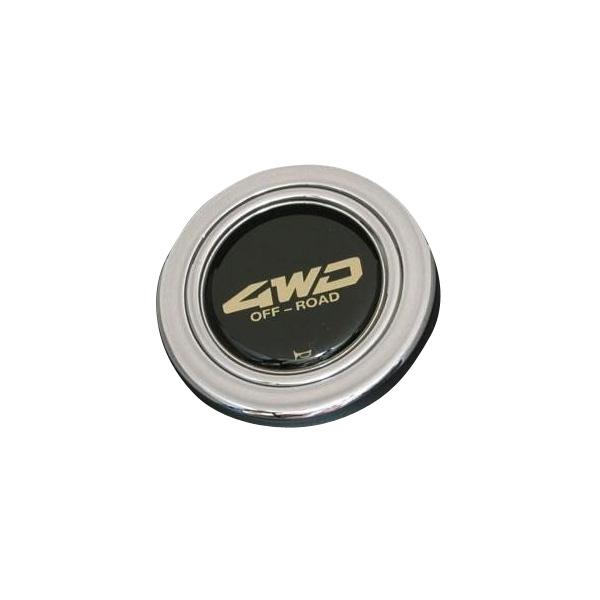 車 カスタム カスタマイズ パーツ 格安SALEスタート GT 高品質 日本製 ホーンボタン 限定モデル メッキ 4WD HS-17 シルバー HKB 東栄産業