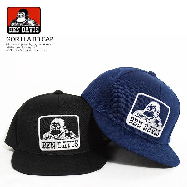 9c8fb36c artif: Casual fashion street bendavis Ben Davis that BEN DAVIS Ben Davis  GORILLA BB CAP men hat cap baseball cap logo embroidery fashion is cool |  Rakuten ...