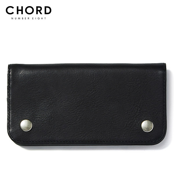 CHORD NUMBER EIGHT コードナンバーエイト LONG WALLET chordnumbereight 【cha1-02l1-wb01】 メンズ 財布 送料無料 ストリート