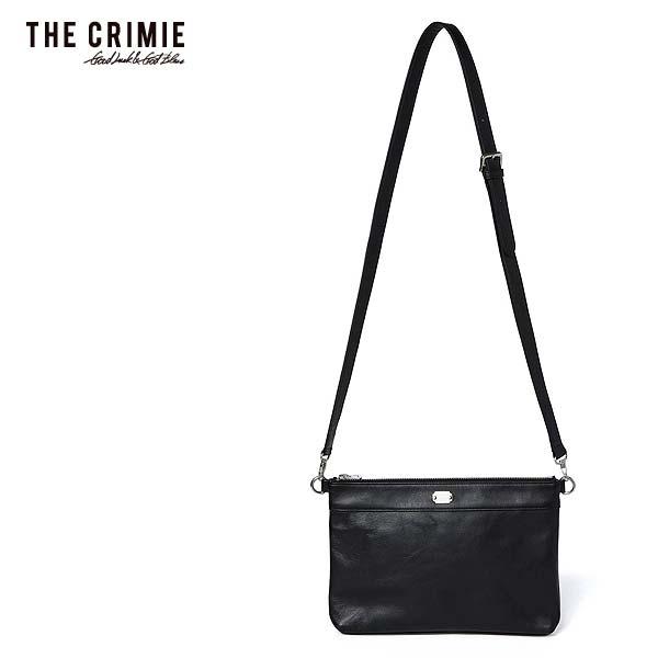 2020 春夏 先行予約 1月~2月入荷予定 CRIMIE クライミー 2WAY CLUTCH BAG MIDDLE メンズ バッグ 送料無料 キャンセル不可