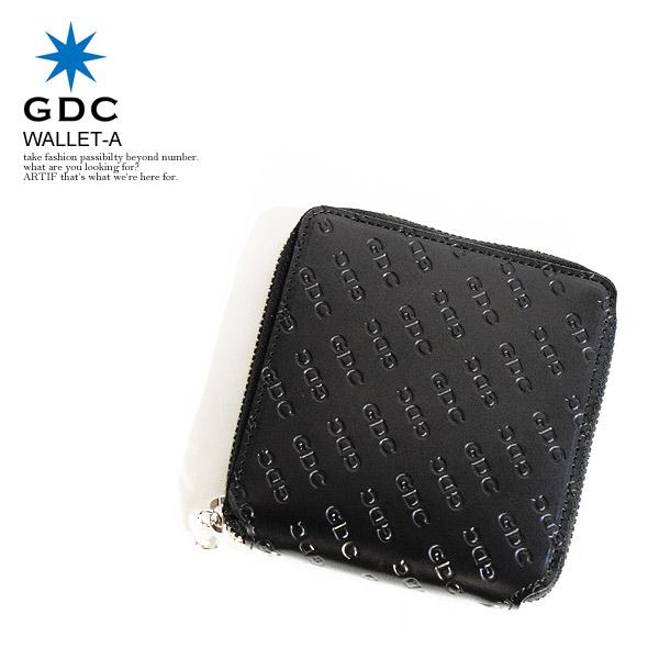 GDC ジーディーシー WALLET-A メンズ レディース 財布 二つ折り財布 レザーウォレット レザー 牛革 おしゃれ かっこいい カジュアル ファッション ストリート gdc 送料無料