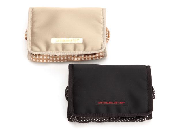 Cosmetic pouch AR-6201 artisan & artist ARTISAN &ARTIST