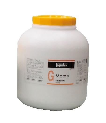 ジェッソ 4L 【 アクリル ジェッソ 下地 リキテックス 絵画 アクリル画 】
