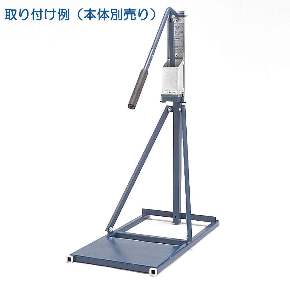 TE-12型用 取り付け台 【 陶芸 ろくろ 粘土 紐作り 】