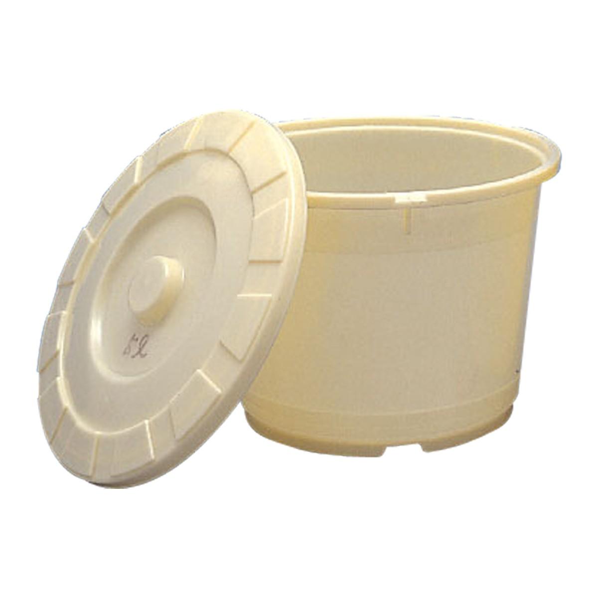 泥漿 半磁器土 ポリ容器入り 10L 【 陶芸 石こう型 】