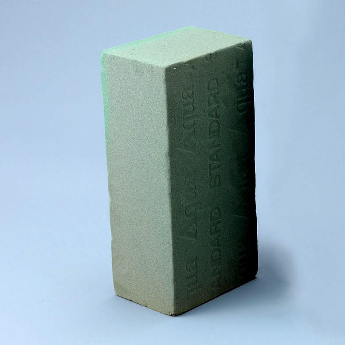 オアシス アクアフォーム スタンダード 48個入 深緑色 【 樹脂 型 】
