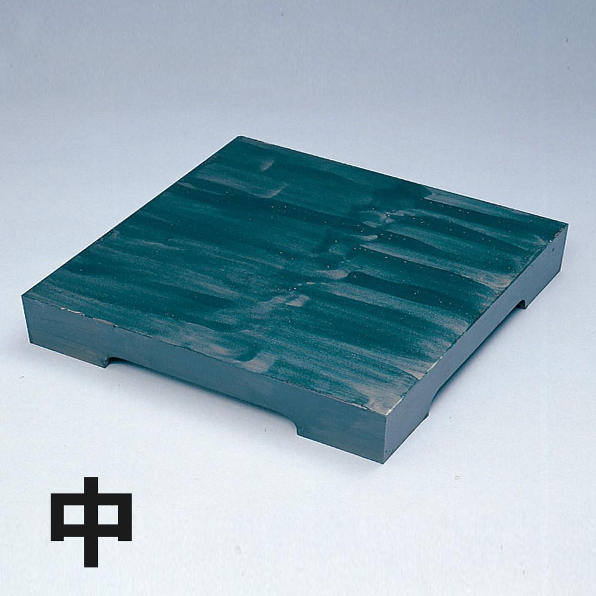 <お取り寄せ品※代引き不可> 金工定盤 中 300×350mm 【 金属 工作 鋳金 工芸 定盤 】