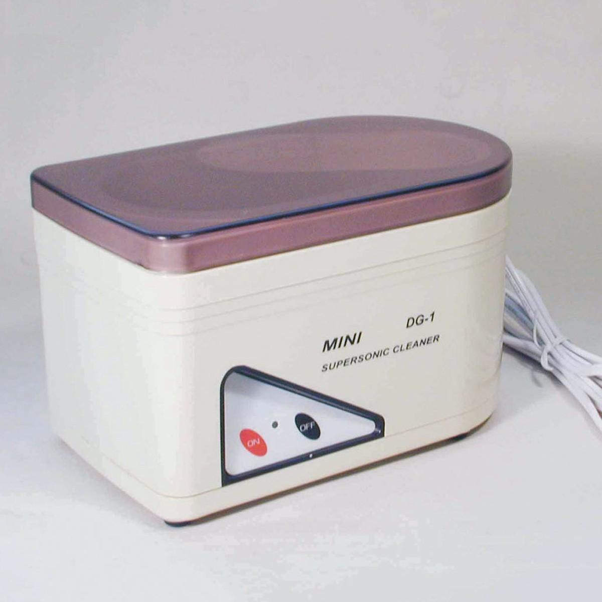 <お取り寄せ品※代引き不可> 超音波洗浄器 DG-1 【 金属 DIY 工芸 洗浄 】