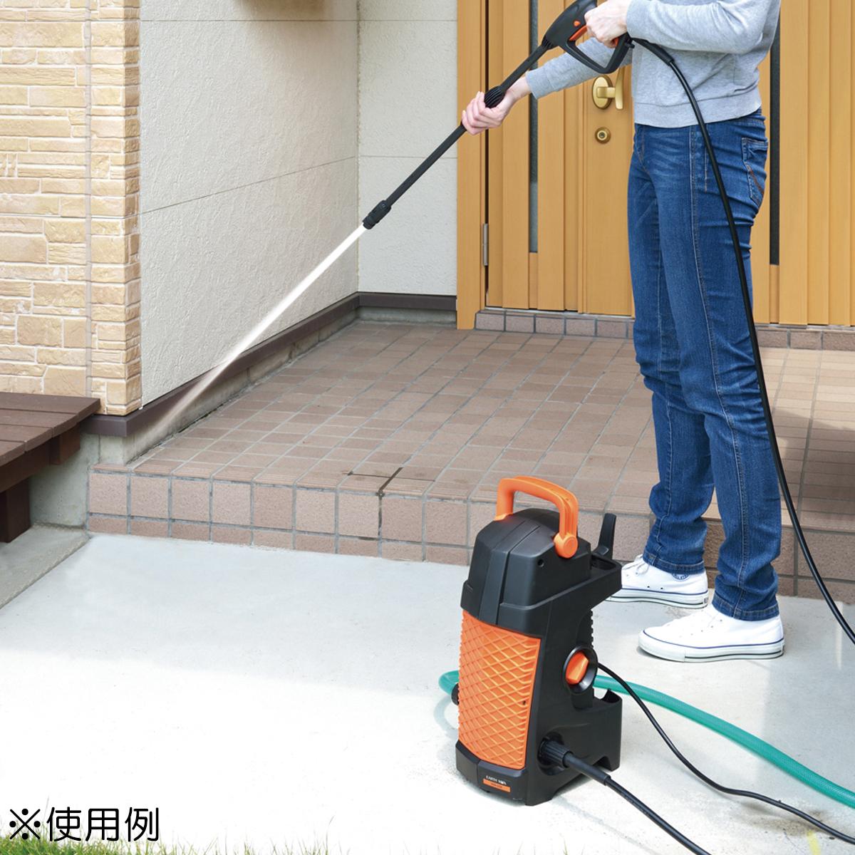 <お取り寄せ品>高圧洗浄機 WM-65B 【 掃除 プロ 】