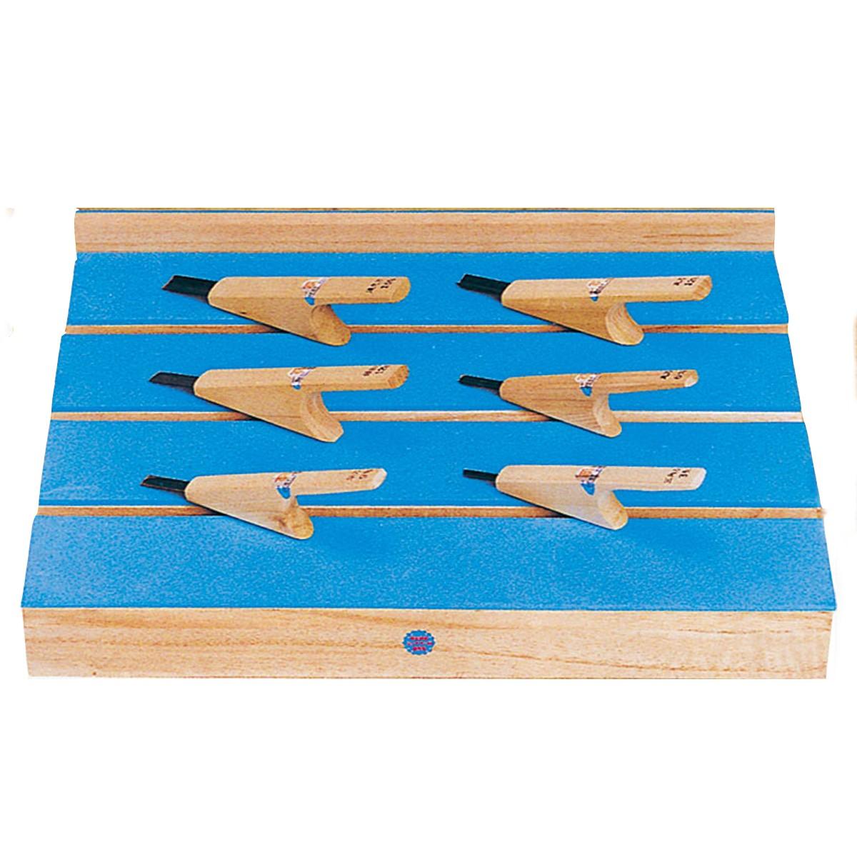 身楽流(ミラクル) 木彫りセット 【 木工 木彫 木工具 木彫刀 セット 】