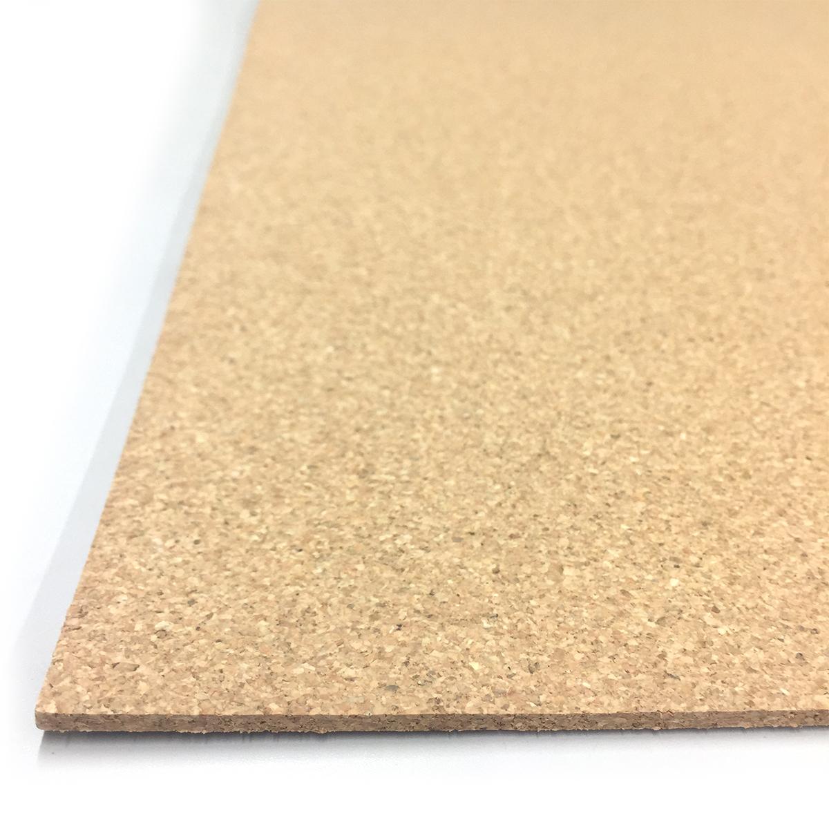 自由工作や作品作りに コルクシート 細目 450x600mm 3mm厚 DIY 手作り 受注生産品 新商品!新型 木材 コルク