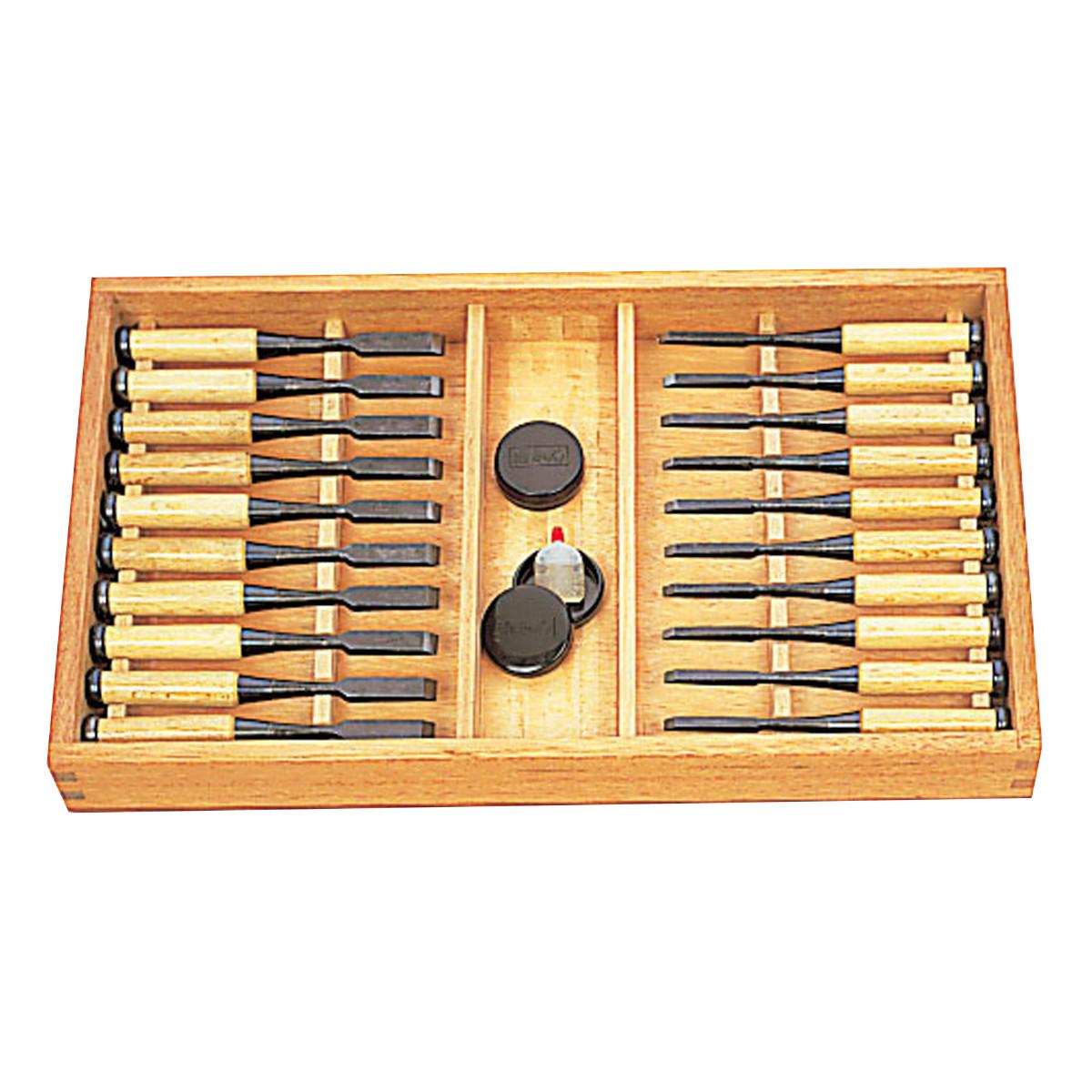 木工具整理箱 おいれのみ整理箱 【 木工 木彫 木工具 収納 整理 箱 】