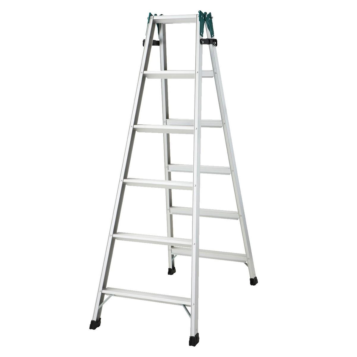 脚立 はしご兼用タイプ RS 2.0-18型 【 踏台 脚立 はしご 折りたたみ 】