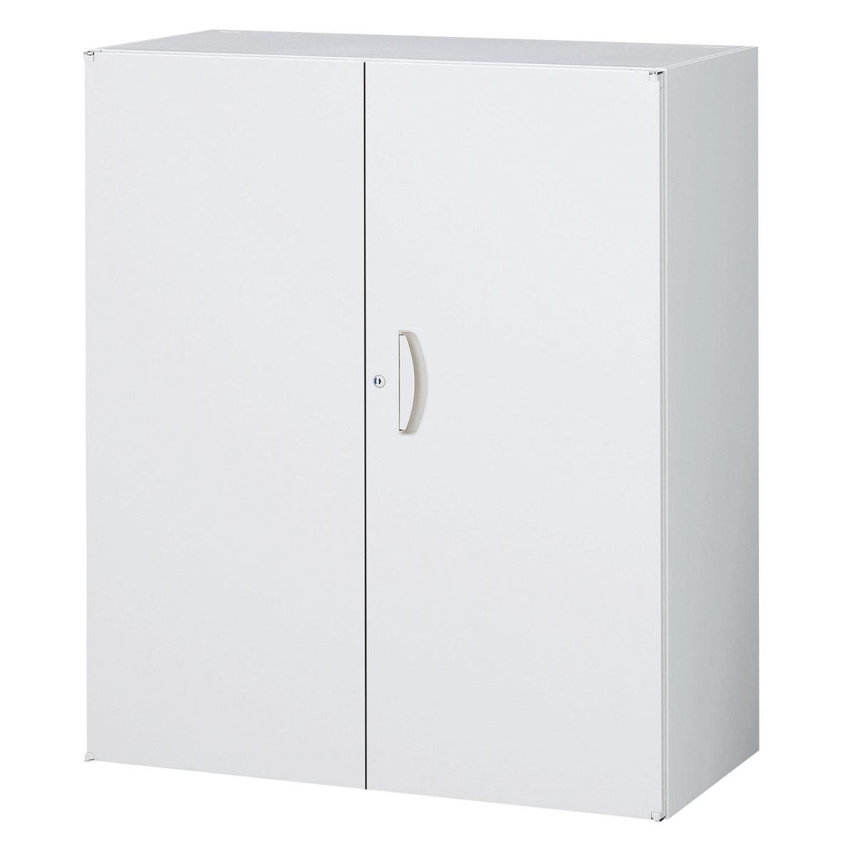 <お取り寄せ品※代引きキャンセル不可> 両開き戸棚 RW5-10H 【 用紙 画用紙 整理 棚 収納 多目的 システム収納棚 】
