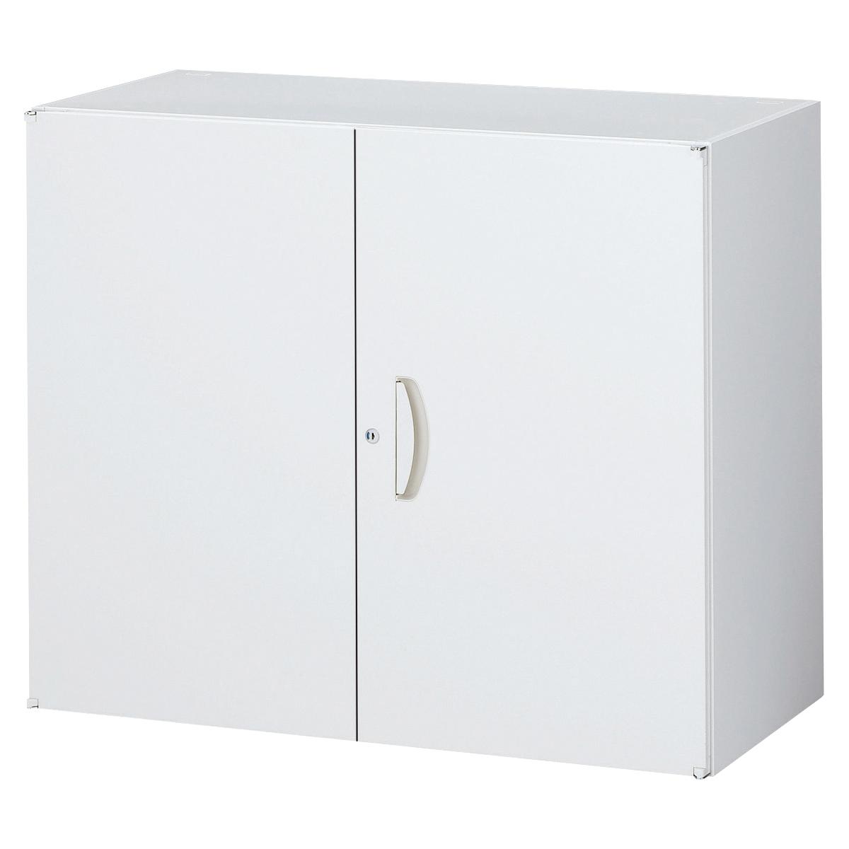 <お取り寄せ品※代引きキャンセル不可> 両開き戸棚 RW5-07H 【 用紙 画用紙 整理 棚 収納 多目的 システム収納棚 】