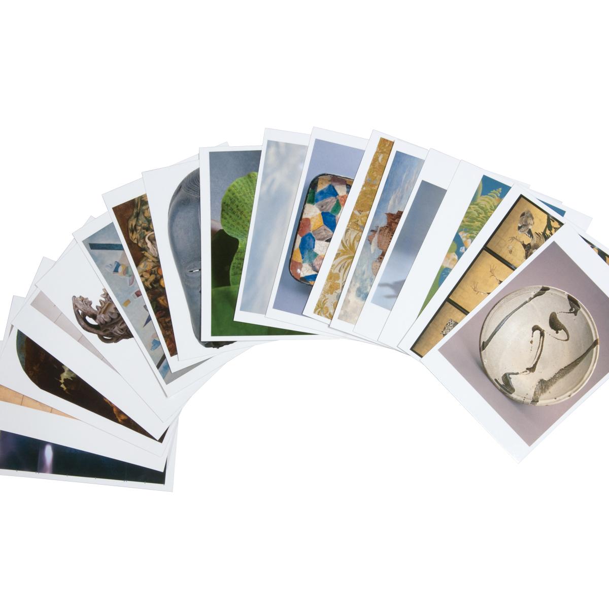 SCOPE スコープ アートポストカード集 Vol.2 生徒用セット 【 ポストカード アート鑑賞 】