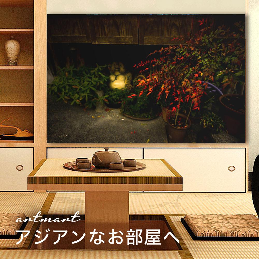 【日本製】アートパネル/ボード artmart アートマート 写真 アルミフレーム おしゃれ 綺麗 コーディネート 壁紙 額縁 ウォールステッカー フォト 小物 部屋 オフィス ホテル 旅館 病院 ホールのイメージアップ モノトーン 花 海 モノクロ 北欧 自然_葉_DSC_7255