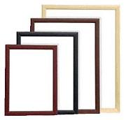 木製フレーム【5361型】:50cm×50cm (色9種類)