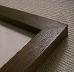 -安心の国産製品- 木製ポスターフレーム【MODERN】:70cm×100cm