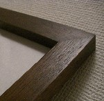 木製ポスターフレーム【MODERN】:540mm×740mm