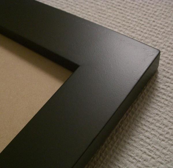 -安心の国産製品- 木製ポスターフレーム【WIDE】:650mm×650mm
