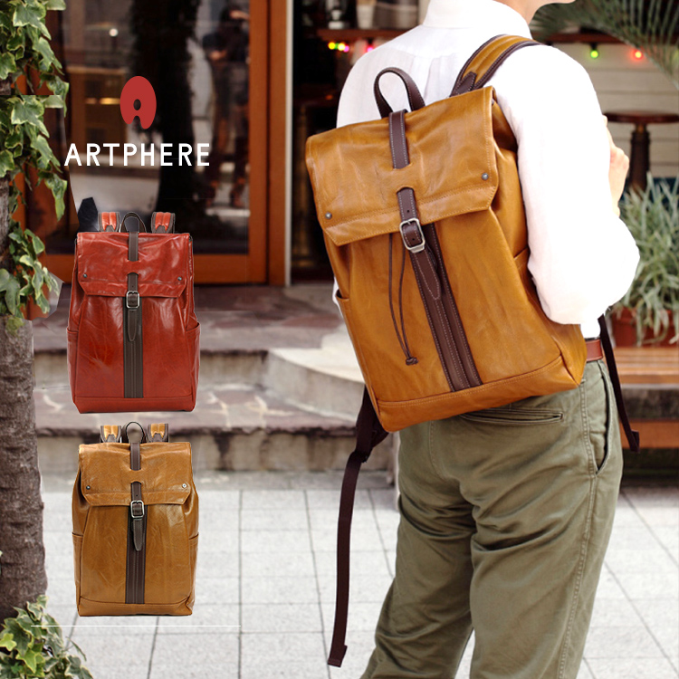 991a01732d58 Leather backpack mens leather art fire  ARTPHERE toyooka bag toyooka bag  leather backpack bag mens leather backpacks women s daypack toyooka bag  backpack ...