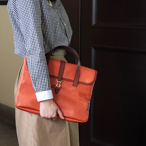 That bagcanvastort bag a4 mini mens Womens handbag everyday use clutch bag / canvas leather (leather) black / chocolate / blue / orange