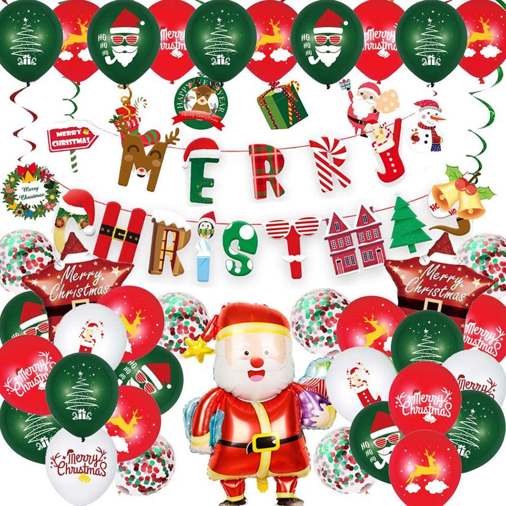 風船 クリスマス グッズ 雑貨 飾り パーティー 保障 イベント ディスプレイ 子供 大人 ホームパーティー おすすめ おしゃれ メリークリスマス ゴールド グリーン スノーマン レッド 文字 飾り付け 装飾 サンタ クリスマスツリー