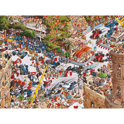 HEYE Puzzle・ヘイパズル 29923 Loup : Monaco Classics 1500ピース