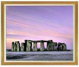 『2年保証』 Stone henge 50号 F50サイズ【油絵 1303mm×1046mm 直筆仕上げ絵画】 henge【額縁付】 油彩 風景画 インテリア絵画 風水画 インテリアアート絵画 1303mm×1046mm 50号, クマグン:95e804b9 --- canoncity.azurewebsites.net