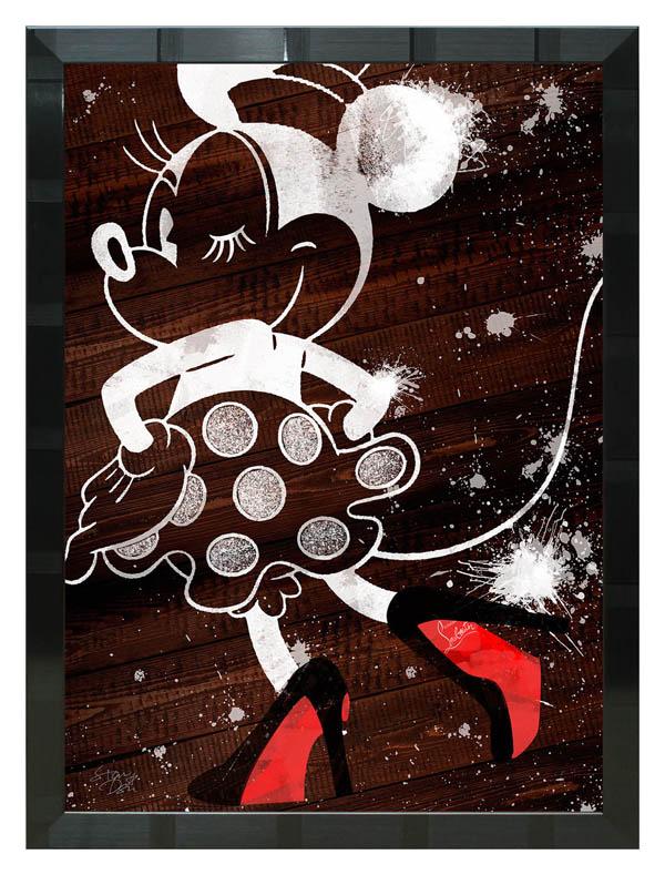 絵画 インテリア スター・デザイン オマージュアート 額縁3種展開 hi01 A2アートポスター ポップアート