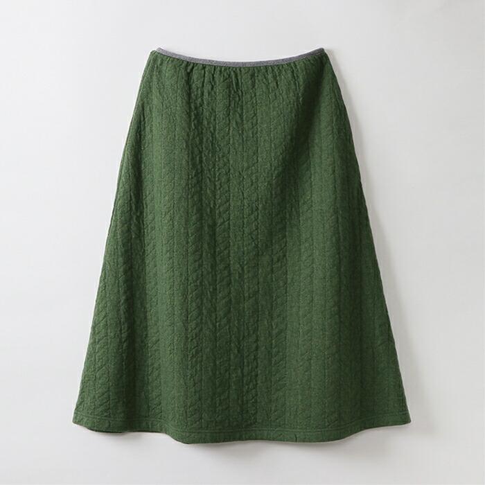 【FINAL SALE】キルティングスカート☆