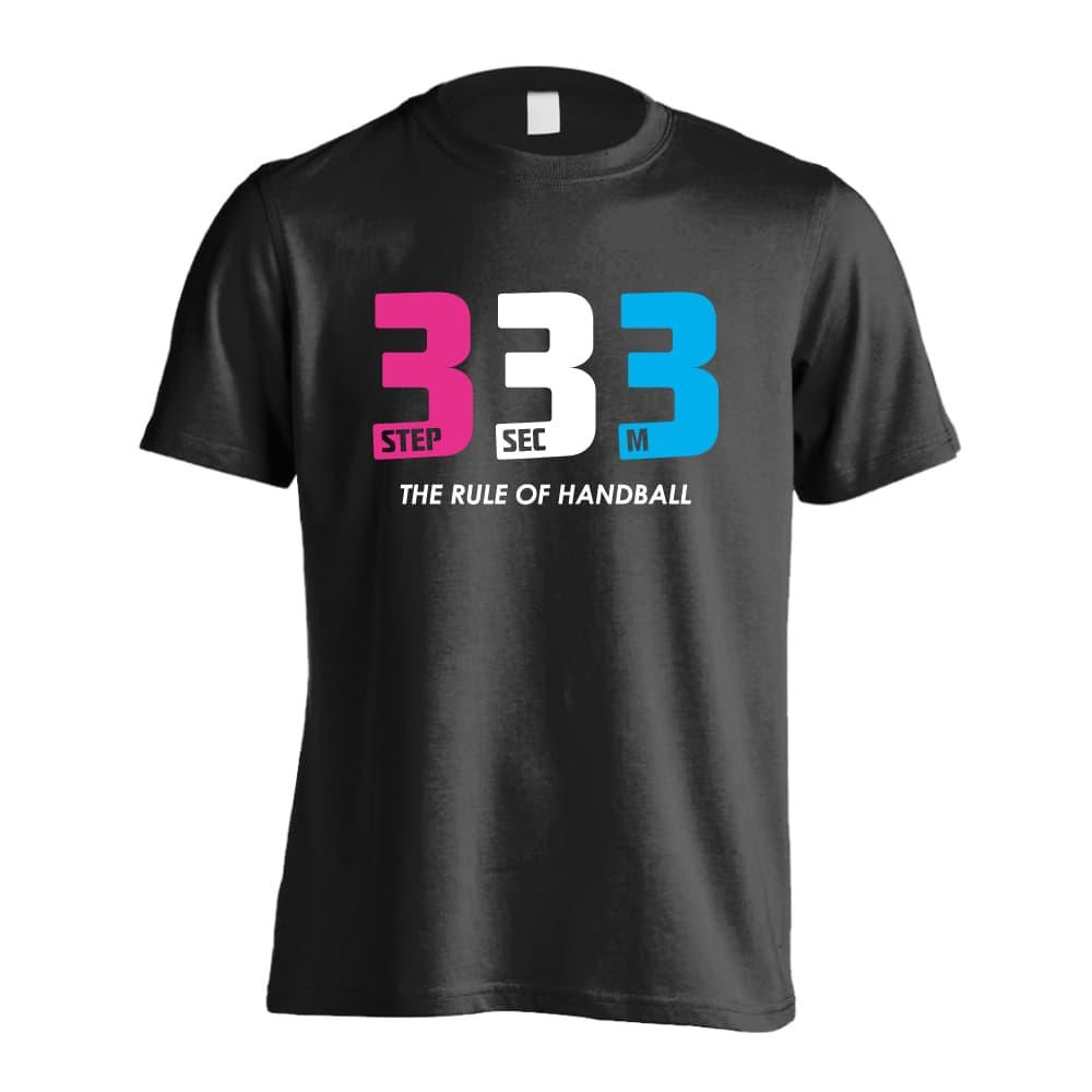 ハンドのルール 3歩3秒3メートル アウトレット☆送料無料 ハンドボールTシャツ 半袖プレミアムドライ 全8色 130cm-XXXL 特別セール品 アートワークス神戸 ARTWORKS-KOBE 送料無料