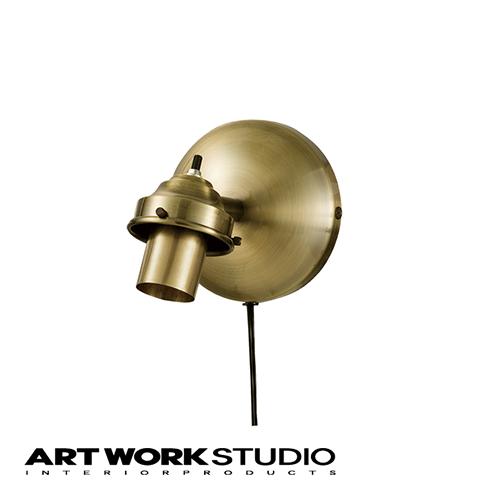 ウォールランプ照明本体 ARTWORKSTUDIO アートワークスタジオ クラシックウォール本体 口金:E26型 カスタムシリーズ専用 ウォールランプ本体 60W LED対応【アートワークスタジオ公式】