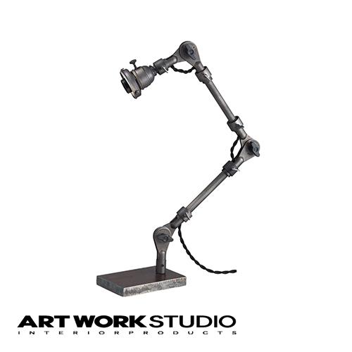 デスクランプ照明本体 ARTWORKSTUDIO アートワークスタジオ エンジニアデスク本体 口金:E26型 カスタムシリーズ専用照明器具 LED対応【アートワークスタジオ公式】