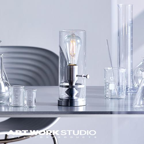 【アートワークスタジオ公式】卓上ライト ソケット 北欧 ガラス おしゃれ【NEW】Eternally Candle lamp エターナリーキャンドルランプ