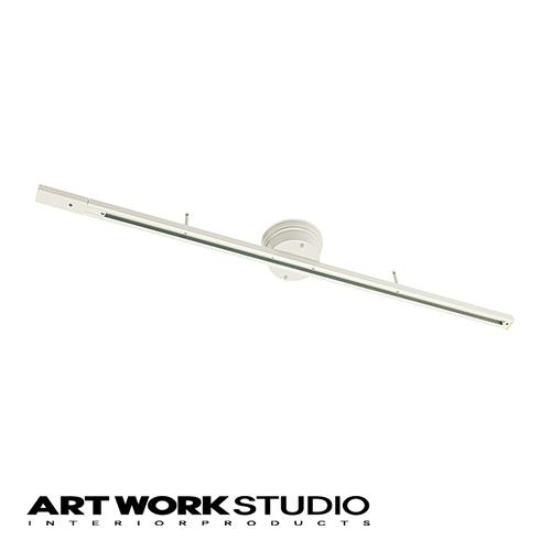 【アートワークスタジオ公式】 ARTWORKSTUDIO アートワークスタジオ Swing duct スイングダクト 配線ダクトレール 110cm 簡易取り付け