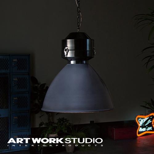 【アートワークスタジオ公式】ペンダントライト 大型 スタジアム照明 工業デザインGravity enamel-pendant グラビティエナメルペンダント