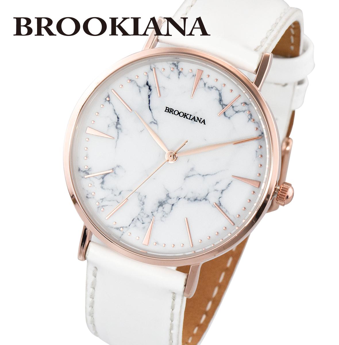 f9138f38d7 ブラウン メンズ ブルッキアーナ 腕時計 ブラウン (1) レディースマザーオブパール ブラック (2) 時計 36mm BA3101RPWLWH/  (5) RPWLBR/ BPBLBK/ ラウンドスリムシェル ...