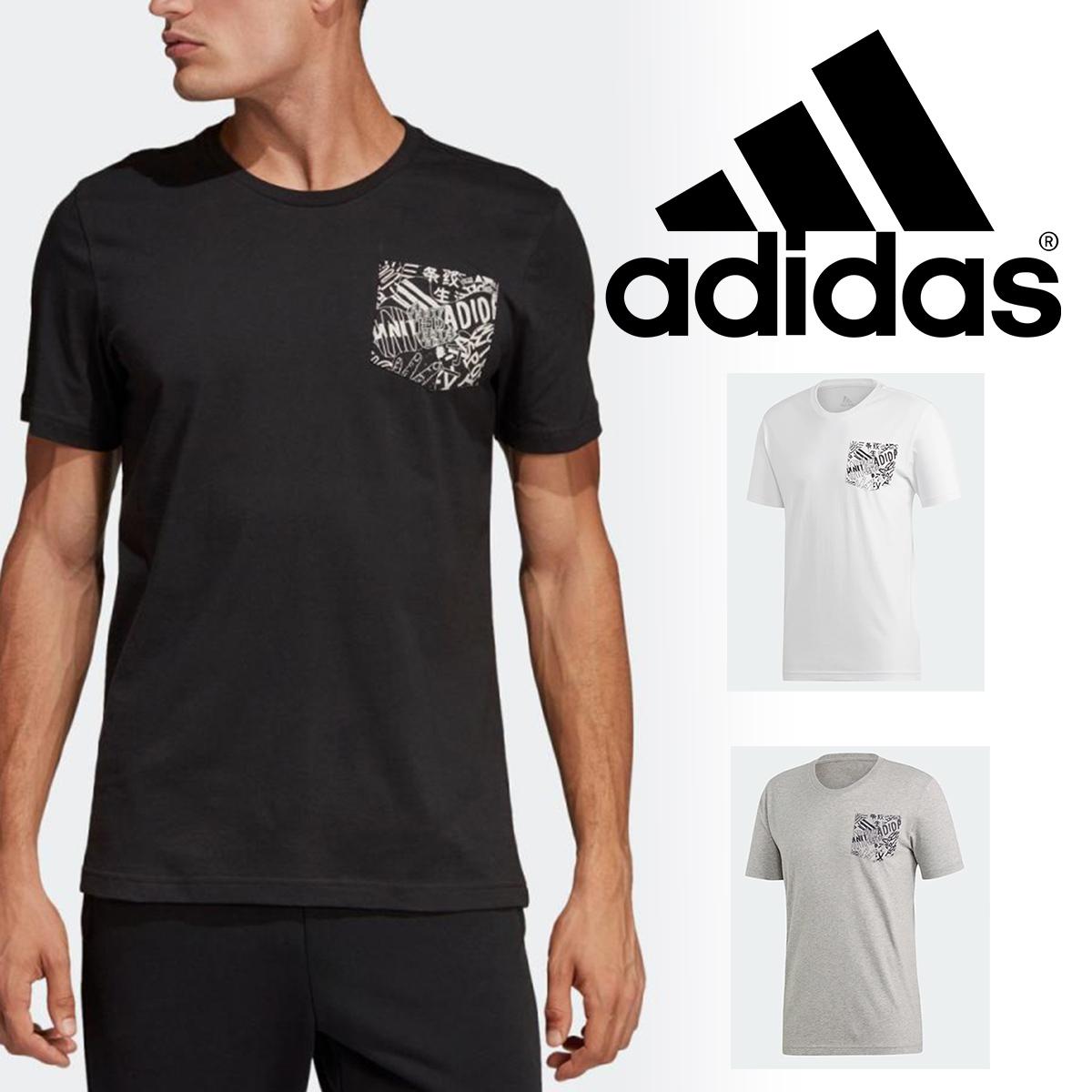 アディダス 国内正規品 送料無料 adidas M 人気 おすすめ 登場大人気アイテム メンズ MUSTHAVES ポケットTシャツ