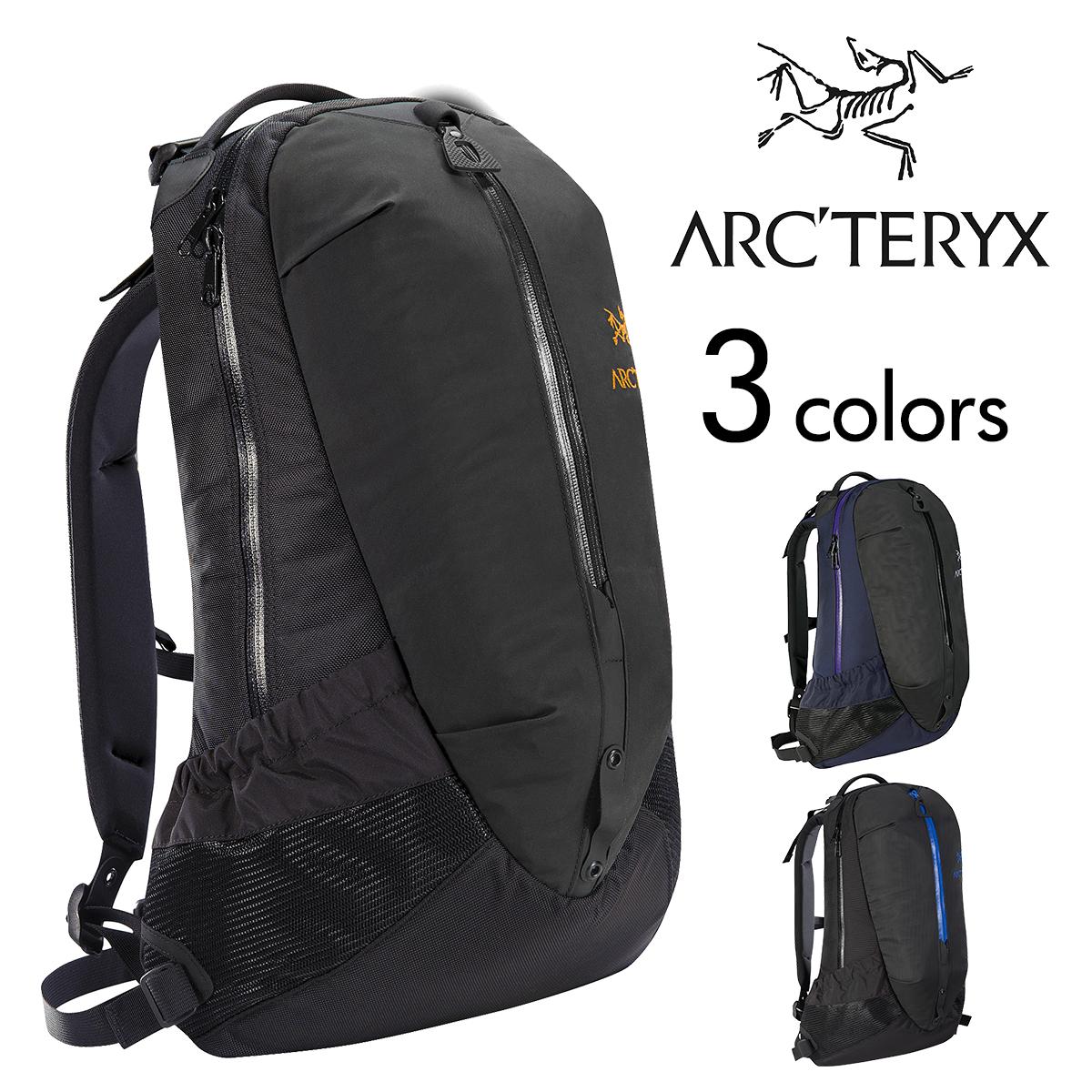 アークテリクス ARC'TERYX アロー22 Arro 22 6029 メンズ レディース バックパック リュック リュックサック