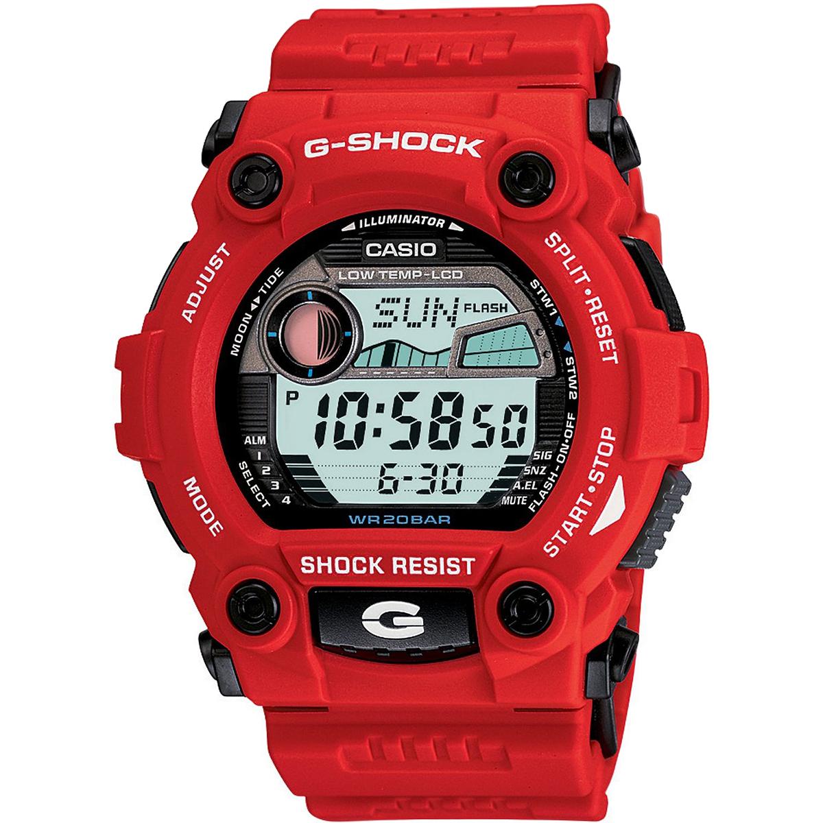 カシオ CASIO ビッグケース BIG CASE G7900A-4 メンズ 時計 腕時計 クオーツ カレンダー